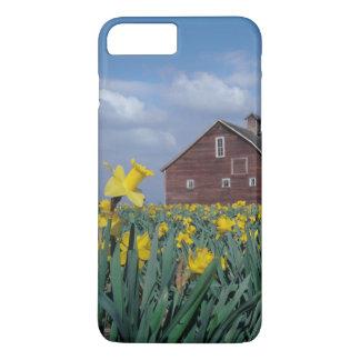 USA, Washington, Skagit Valley. Field of iPhone 8 Plus/7 Plus Case