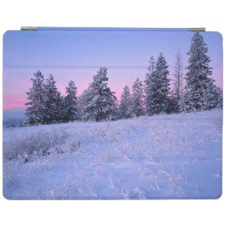 USA, Washington, Spokane County, Browne Mountain iPad Cover