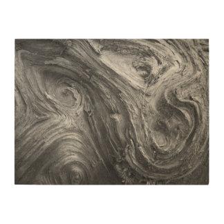 USA, Washington State. Douglass Fir Wood Print