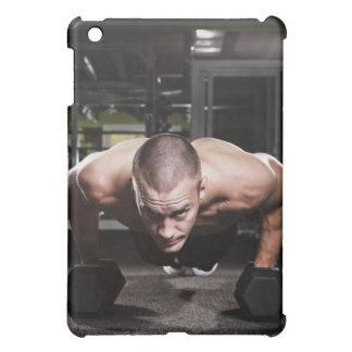 USA, Washington State, Sele, Mid adult man iPad Mini Covers