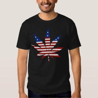 USA Weed Tshirt
