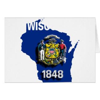 USA Wisconsin Card