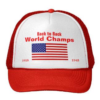 USA World Champs, 1918, 1945 Cap