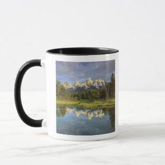 USA, Wyoming, Grand Teton National Park. Grand 2 Mug
