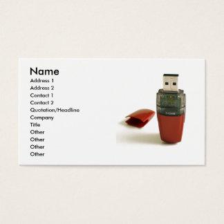 USB Flash pen Business Card