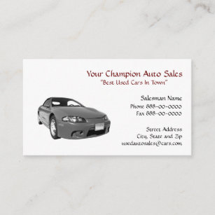 41 used auto sales business cards and used auto sales business card used car dealer business card reheart Image collections