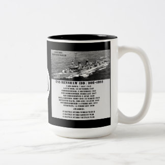 USS Renshaw DD-499 Mugs