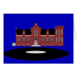Ussinggaard Castle Card