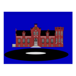 Ussinggaard Castle Postcard