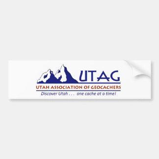UTAG Bumper Sticker