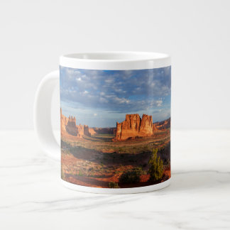 Utah, Arches National Park, rock formations 1 Large Coffee Mug