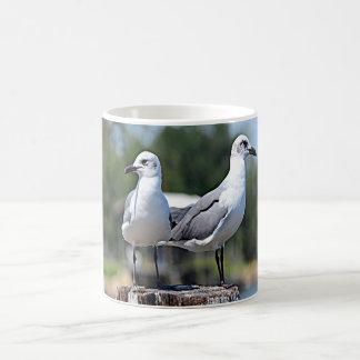 Utah California Gull Basic White Mug