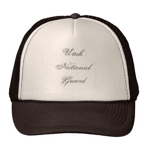 Utah National Guard Trucker Hat