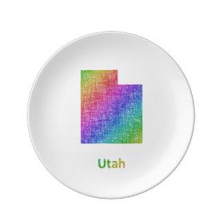 Utah Plate
