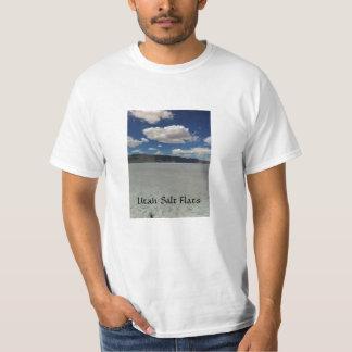 Utah Salt Flats Landscape Tees