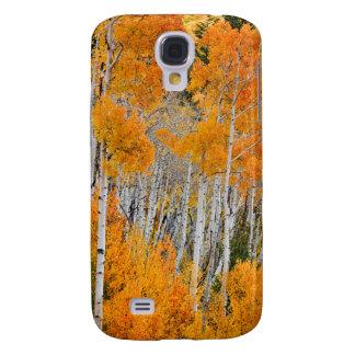 Utah, USA. Aspen Trees (Populus Tremuloides) 4 Galaxy S4 Case