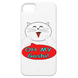 "Utaku Cat ""Oh my goshi"" iPhone 5 Cover"