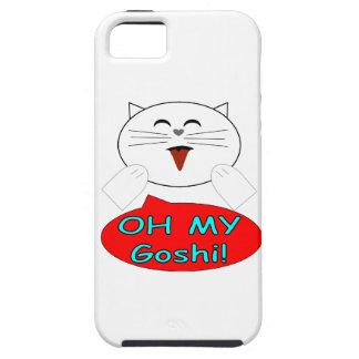 "Utaku Cat ""Oh my goshi"" iPhone 5 Covers"