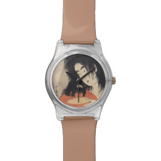 Utamaro's Japanese Art watches