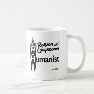 UU Humanist Basic White Mug