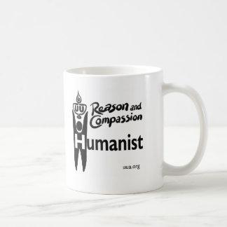 UU Humanist Basic White Mug
