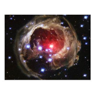V838 Monocerotis Postcard