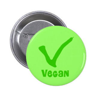 V is for Vegan Buttons