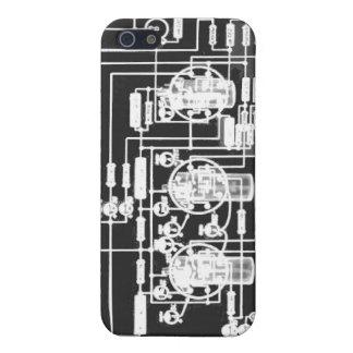 vacuum tube radio circuit diagram iPhone 5 cover