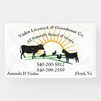 Vaden Livestock 2 Banner