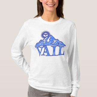 Vail Snowflake Mountain Logo T-Shirt