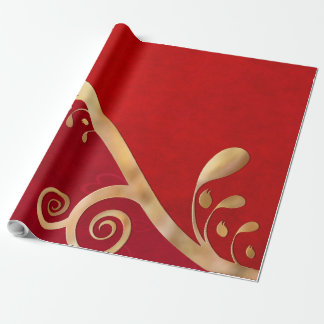 Valentine Elegance ALL SIZES Wrapping Paper