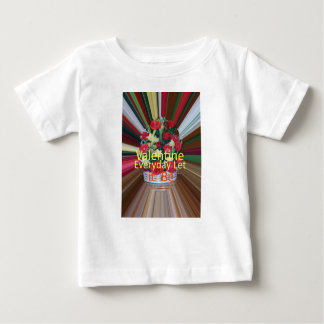 Valentine Everyday Share the Love Baby T-Shirt
