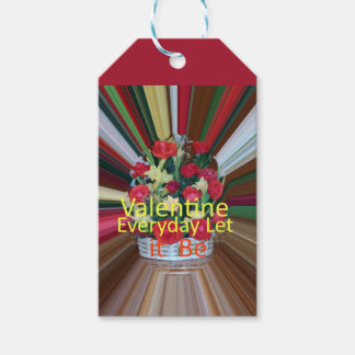 Valentine Everyday Share the Love Gift Tags