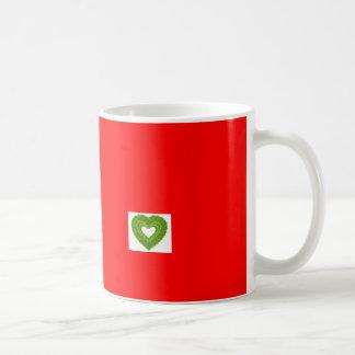 Valentine Green Mug