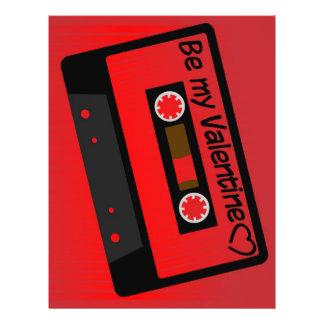 Valentine Music 21.5 Cm X 28 Cm Flyer