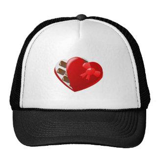 Valentine's Day Box of Chocolates Cap