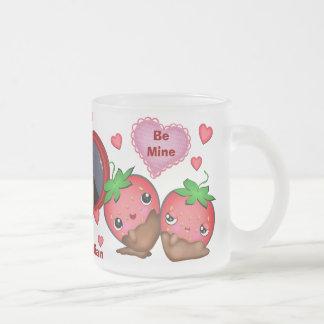 Valentine's Day Custom Photo & Text Mug