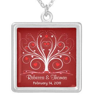 Valentine's Day - Engagement Wedding Pendant