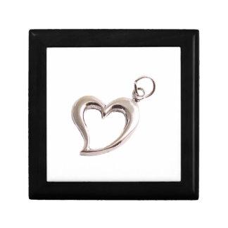 Valentine's Day Heart Square Tile Gift Box