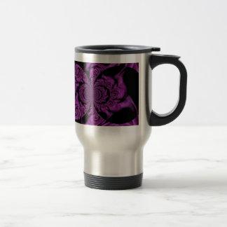 Valentines day stainless steel travel mug