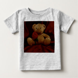 Valentine's Day Teddy Bear Baby T-Shirt