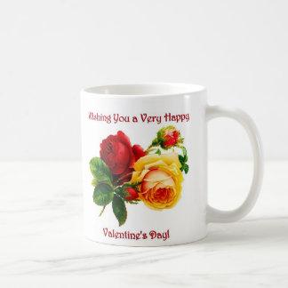 Valentines Day Wishes Coffee Mug