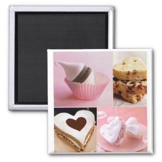 valentines treat magnet