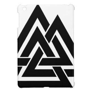 Valknut Viking Norse Nordic Protection Symbol Odin iPad Mini Case