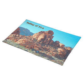 Valley of Fire State Park Placemat