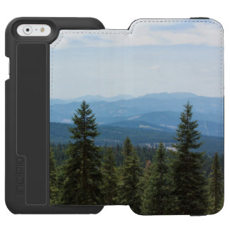 Valley View on Mt Shasta Wallet Case Incipio Watson™ iPhone 6 Wallet Case