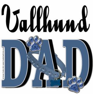 Vallhund DAD Standing Photo Sculpture