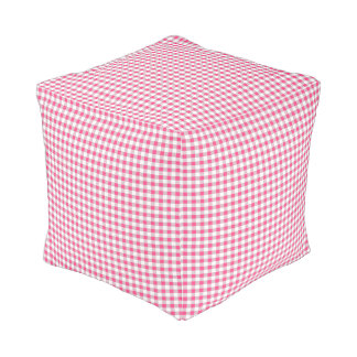 Valmont Pouf in Pink
