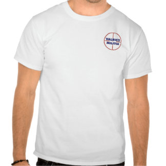 Valrico Militia Henley T-shirts