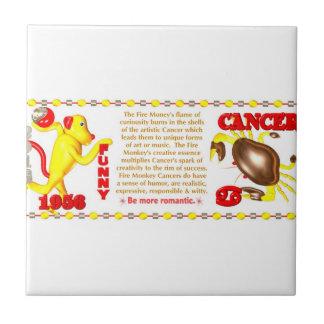 Valxart 1956 2016 2076 FireMonkey zodiac Cancer Tiles